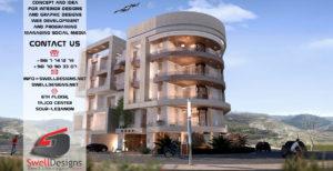 Golden Arkad residence , Lebanon - Tyre ( Hosh )