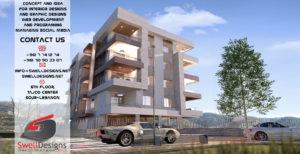 Phenicia Arkad residence , Lebanon - Tyre ( Hosh )